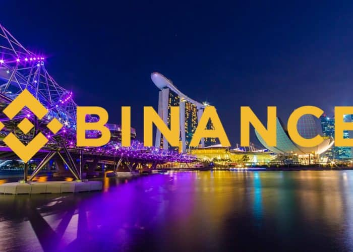 Binance Launches its Singapore