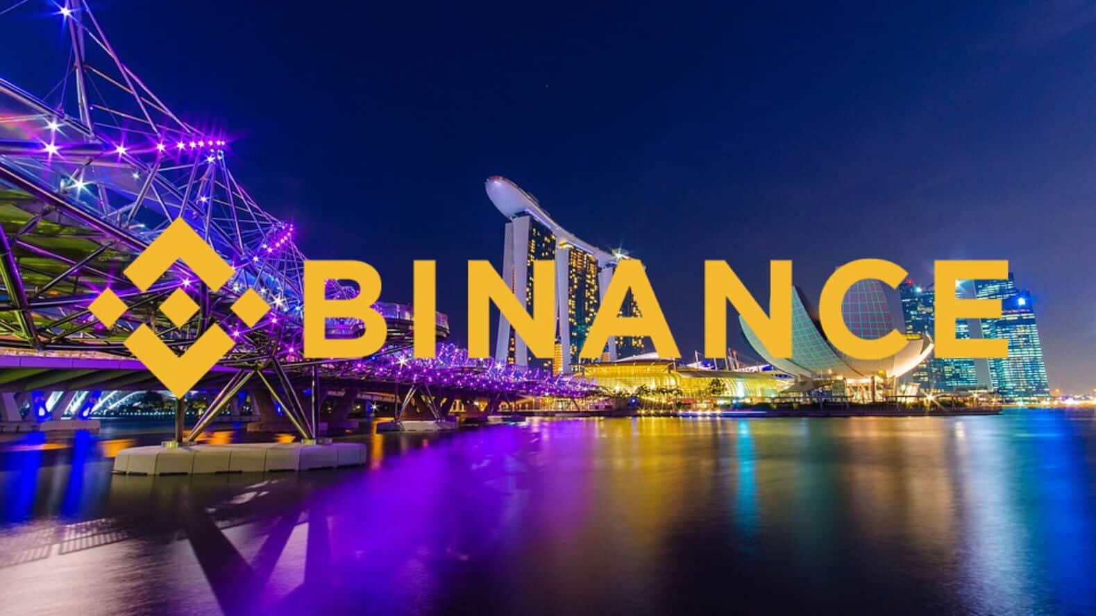 Binance Launches its Singapore