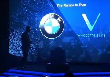 VeChain Collaborated with Automobile Manufacturing Company BMW