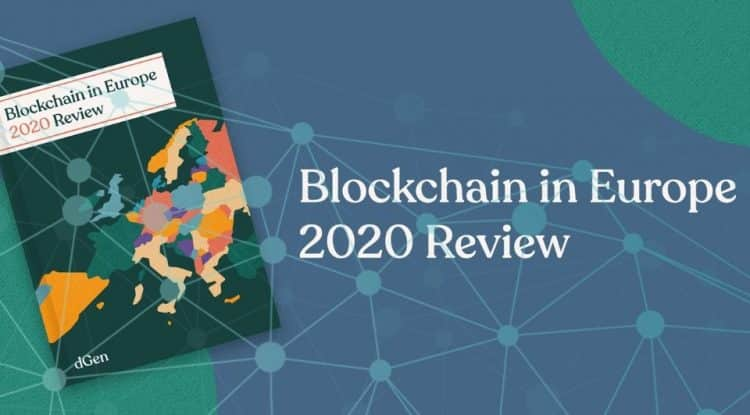 Think Tank Releases Its Extensive Blockchain In Europe 2020 Report