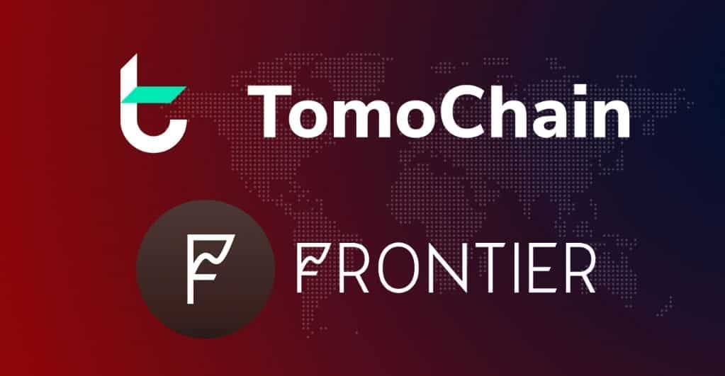 TomoChain Partners with Frontier