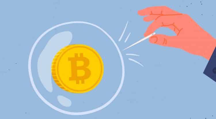 Bitcoin A Bubble
