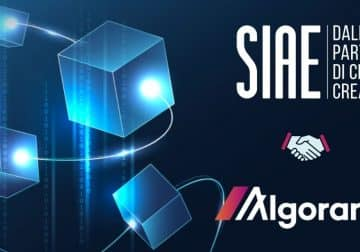 Algorand to Manage SIAE Author Rights on Blockchain