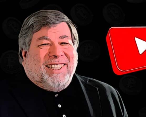 Steve Wozniak Can't Proceed with Lawsuit Against YouTube